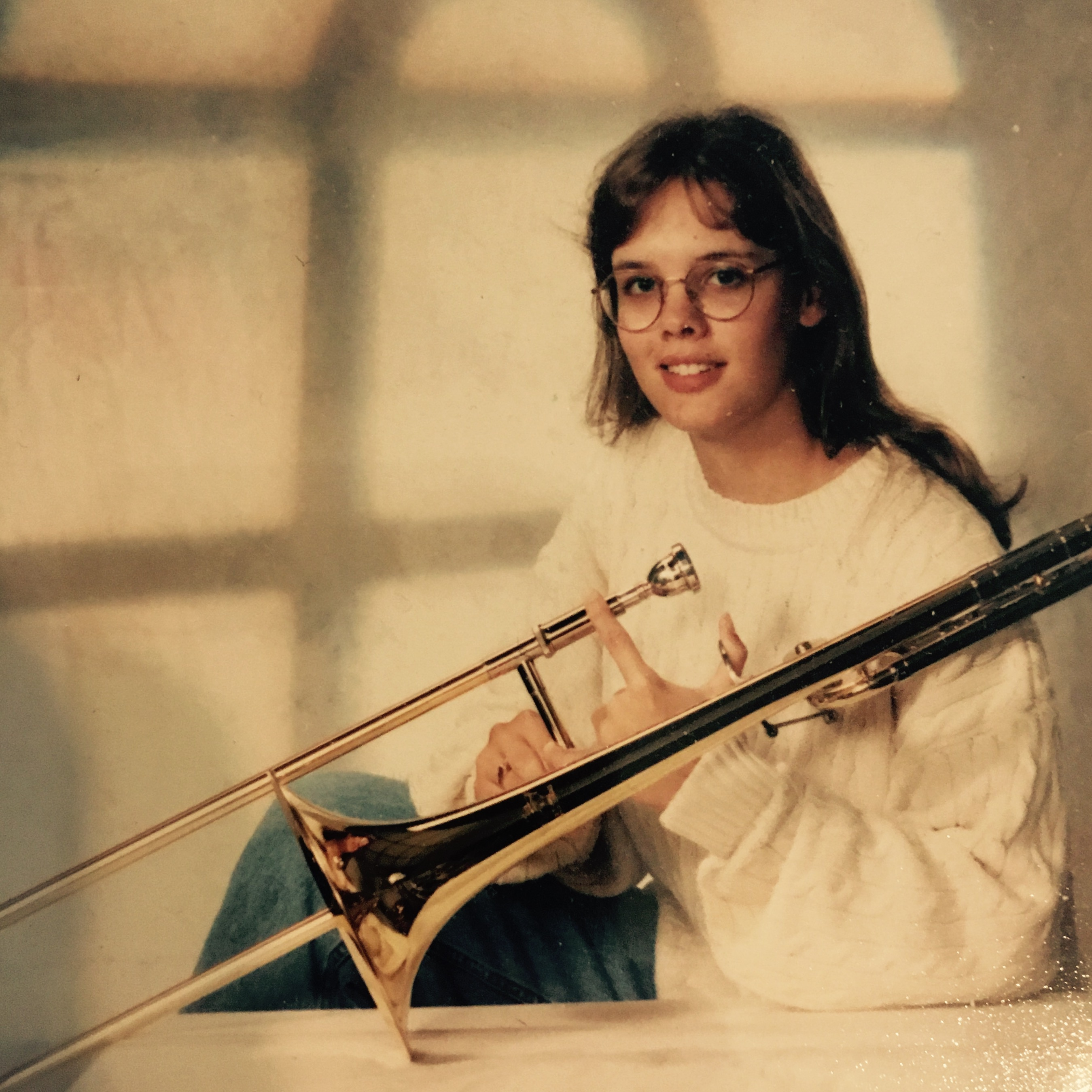 Kerri Smith trombone